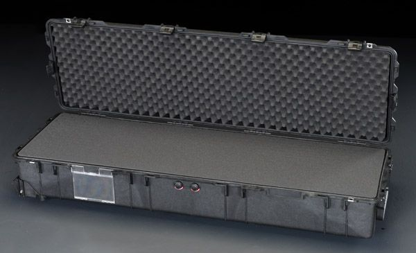 【メーカー在庫あり】 エスコ ESCO 1386x396x219mm/内寸 万能防水ケース(黒) 000012210461 JP店