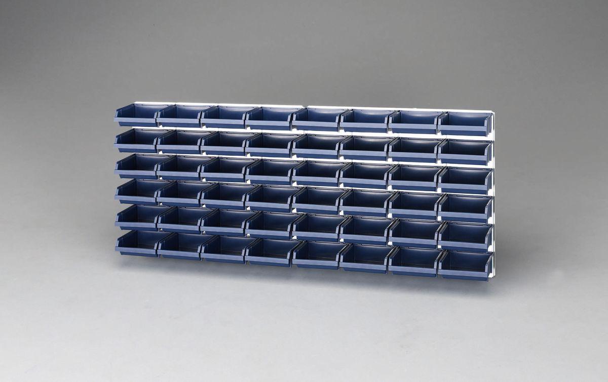 【メーカー在庫あり】 エスコ ESCO 1040x440mm パーツトレーセット(壁面用 48トレー付) 000012239308 JP店