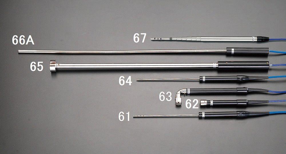 【メーカー在庫あり】 エスコ ESCO 表面用温度センサー(90゜角度付) 000012073942 JP店