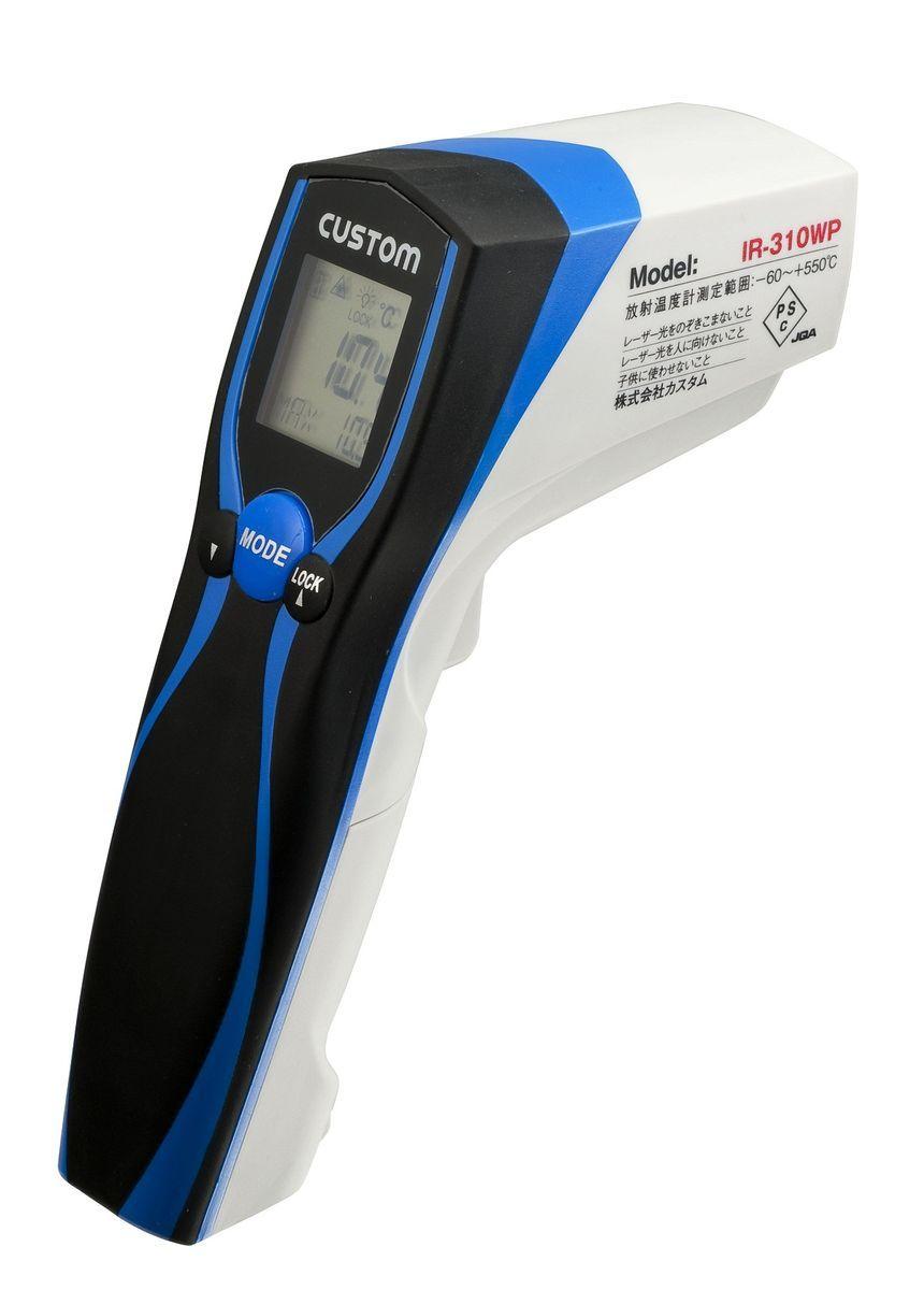 【メーカー在庫あり】 エスコ ESCO -60゜/+550℃ 放射温度計(防水型) 000012239341 JP店