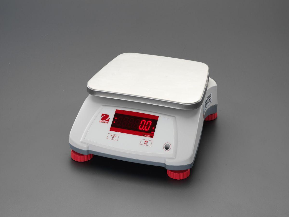 エスコ ESCO 15kg(2.0g) デジタルはかり 000012263708 JP店