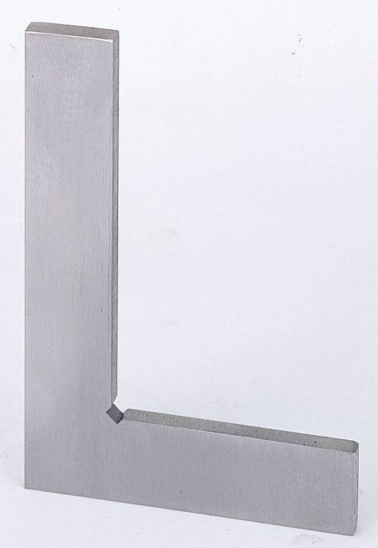 【メーカー在庫あり】 エスコ ESCO 125x 80mm 平型スクエアー(1級焼入) 000012079789 JP店