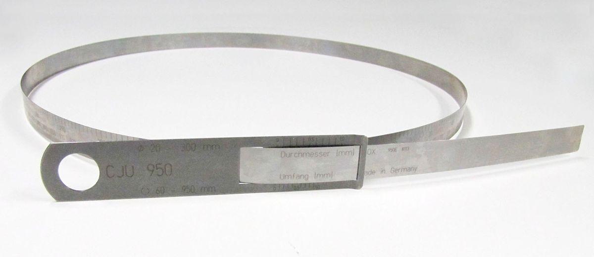 【メーカー在庫あり】 エスコ ESCO 60 - 950mm メジャー(円周測定 ステンレス製) 000012227882 JP店