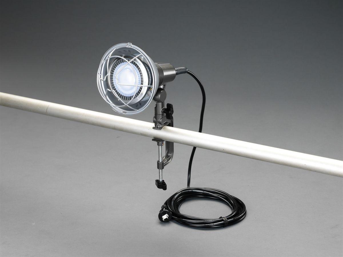 【メーカー在庫あり】 エスコ ESCO AC100V/18W 作業灯/LED コード5.0m 000012252457 JP店