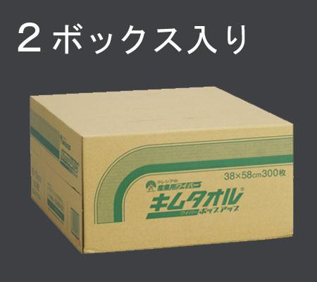 【メーカー在庫あり】 エスコ ESCO 380x580mm ペーパータオル 工業用/2箱 000012216637 JP店