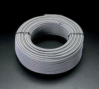 【メーカー在庫あり】 エスコ ESCO 600V/20A/ 50m ビニールキャプタイヤ ケーブル 2芯 000012054961 JP店