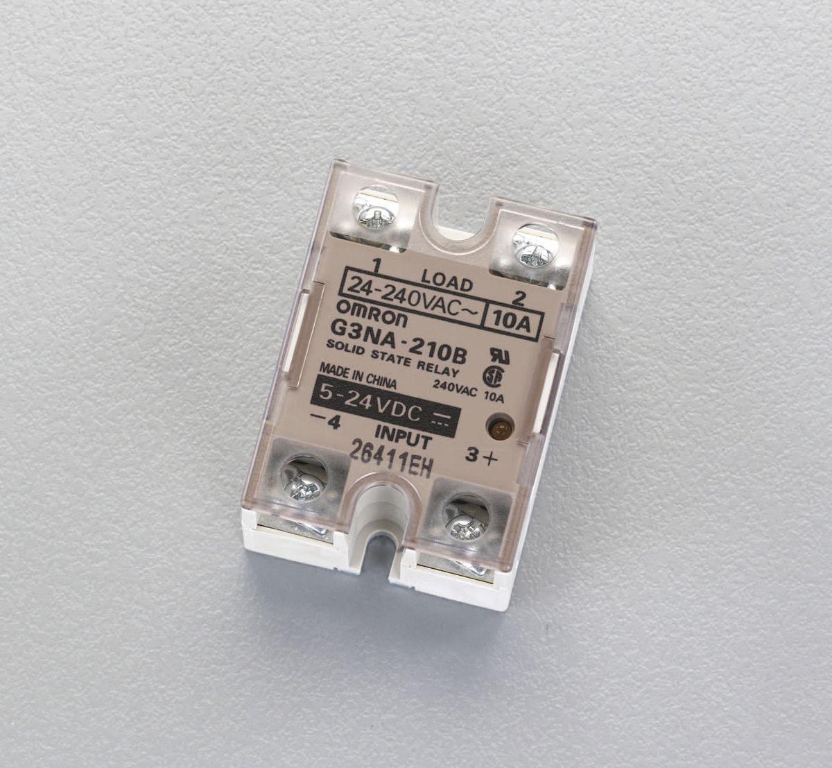 【メーカー在庫あり】 エスコ ESCO DC5-24V/40A ソリッドステートリレー 000012231117 JP店