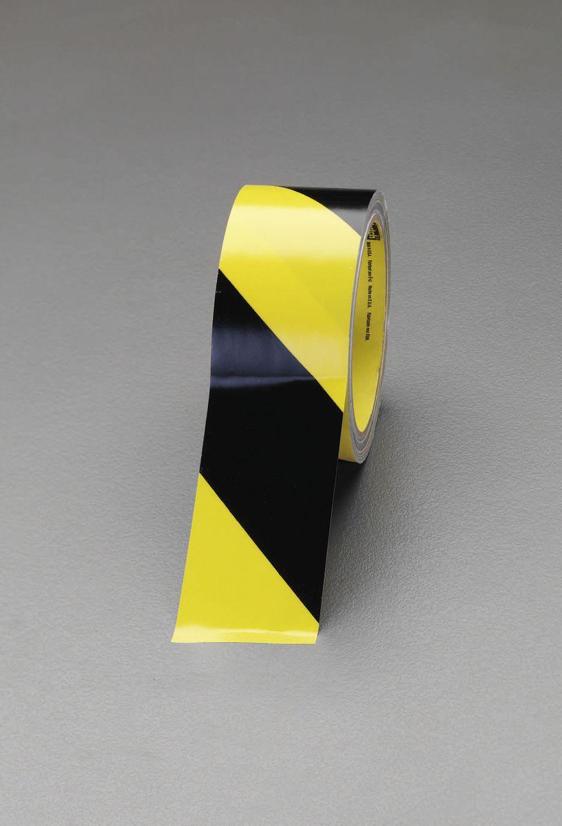 【メーカー在庫あり】 エスコ ESCO 50mmx18m ラインテープ トラ 000012231288 JP店