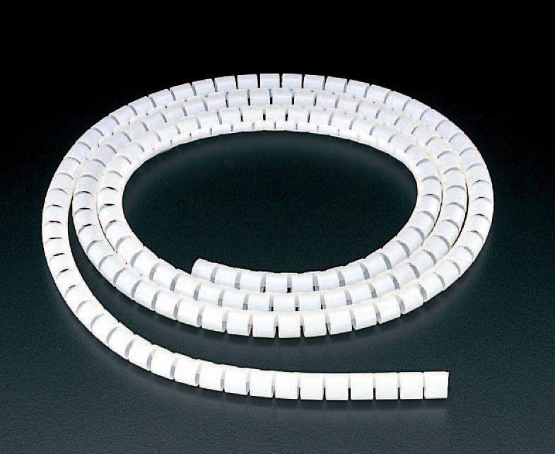 【メーカー在庫あり】 エスコ ESCO 15mmx 50m スリットチューブ 白 000012257521 JP店