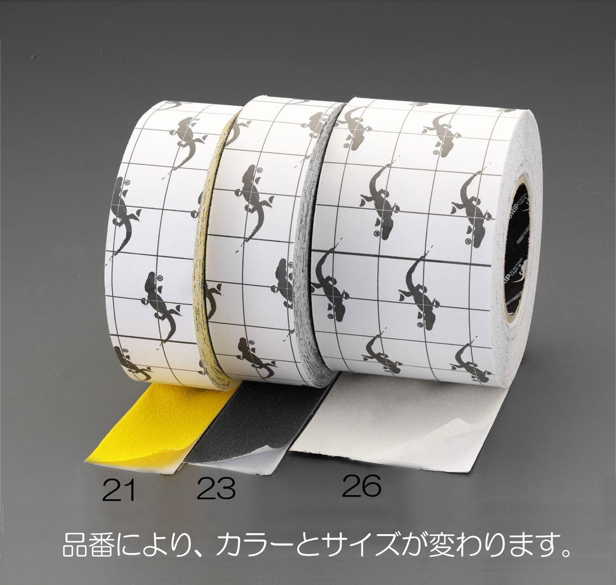【メーカー在庫あり】 エスコ ESCO 100mmx18.3m 滑り止めテープ イエロー 000012249705 JP店