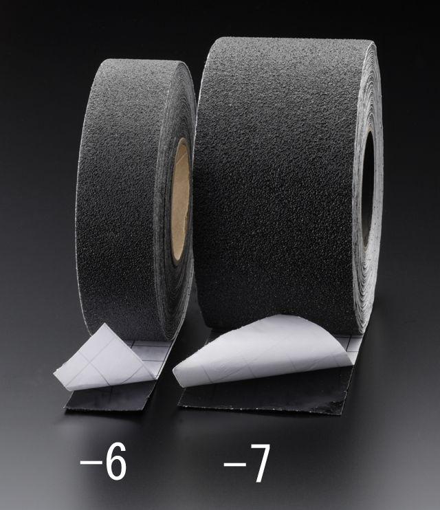 【メーカー在庫あり】 エスコ ESCO 100mmx18.3m 滑り止めテープ 耐水・耐油/黒 000012091449 JP店