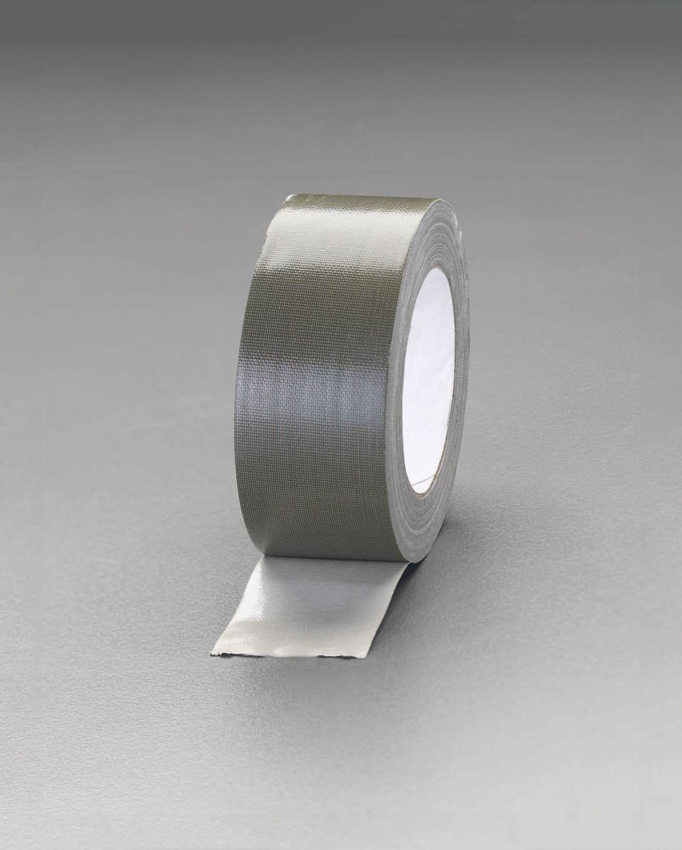 【メーカー在庫あり】 エスコ ESCO 50mmx25m 布粘着テープ OD色/30巻 000012234439 JP店