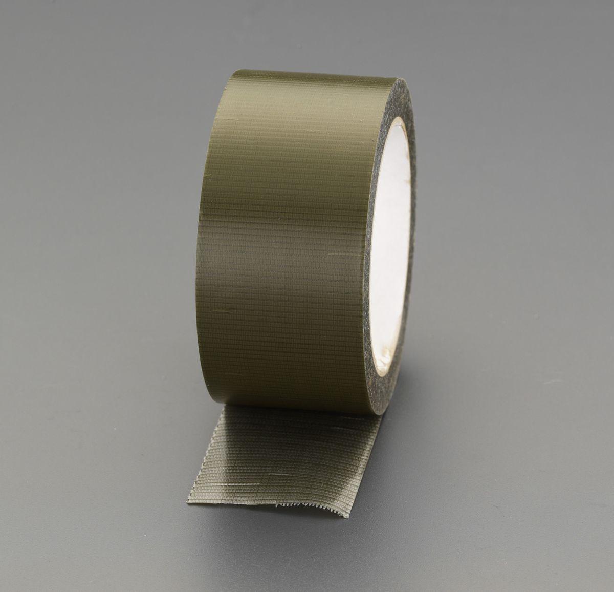 【メーカー在庫あり】 エスコ ESCO 50mmx25m はがせる粘着テープ OD色/30巻 000012252525 JP店