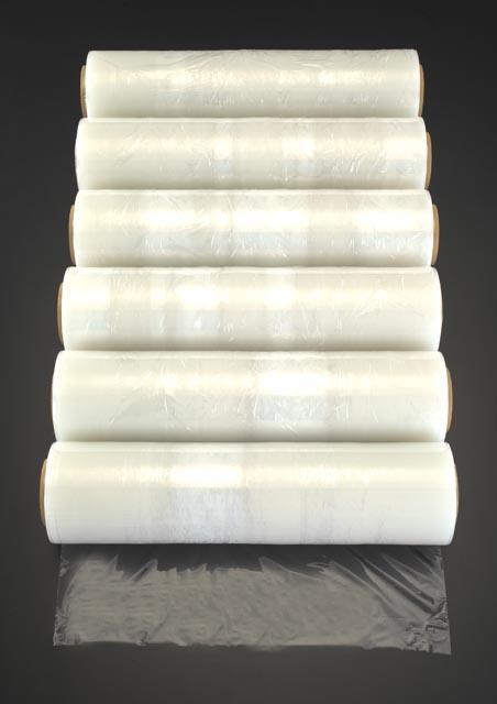 【メーカー在庫あり】 エスコ ESCO 300mmx500m/18ミクロン ストレッチフィルム/6巻 000012076604 JP店