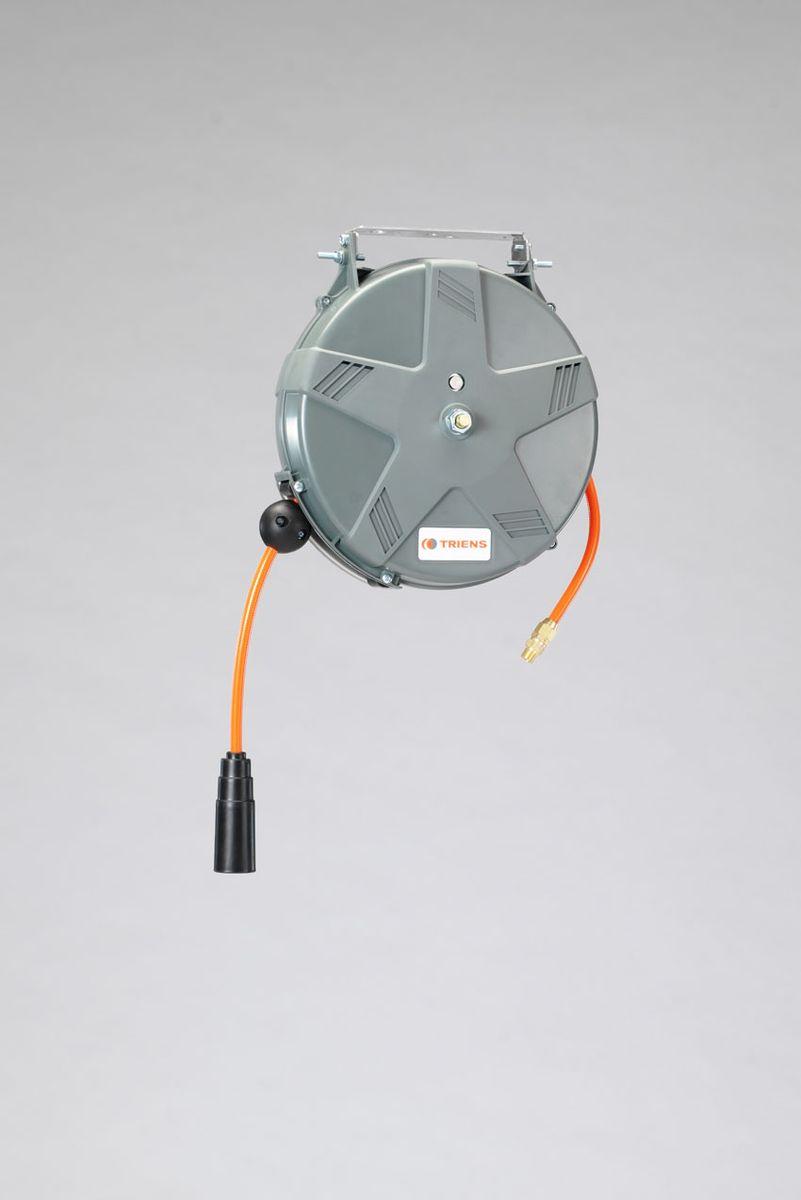 【メーカー在庫あり】 エスコ(ESCO) 6.5mmx10m エアーホースリール(自動巻取) 000012084511 JP