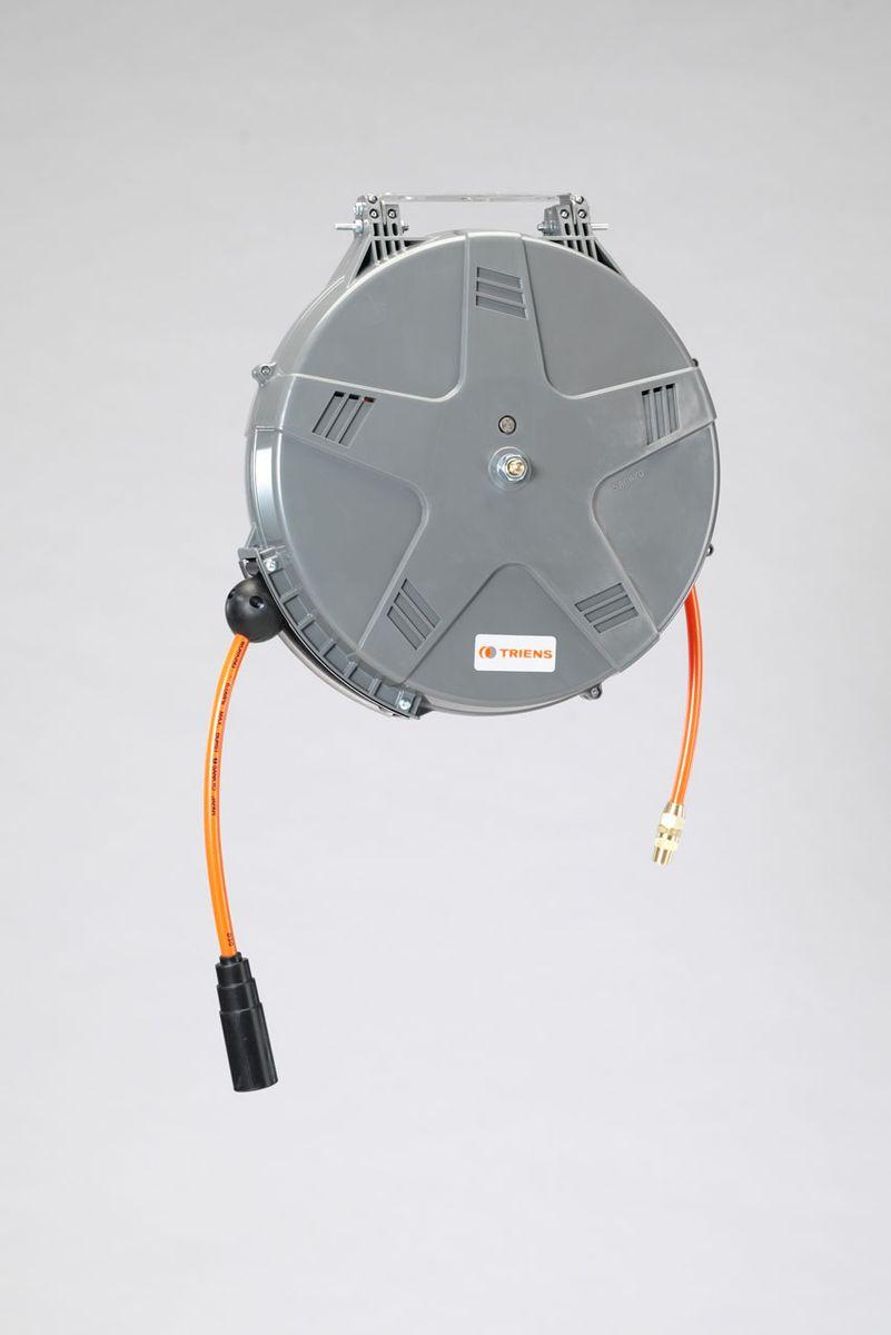 【メーカー在庫あり】 エスコ(ESCO) 8.0mmx15m エアーホースリール(自動巻取) 000012084513 JP