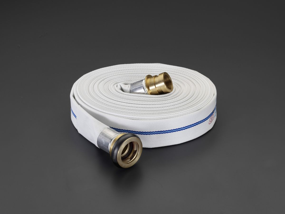 【メーカー在庫あり】 エスコ(ESCO) 55.5mm/50A 散水ホース(カップリング付) 000012258259 JP