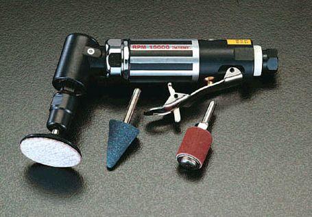 【メーカー在庫あり】 エスコ(ESCO) 15,000rpm/3mm 6mm エアーダイグラインダーキット 000012061068 JP