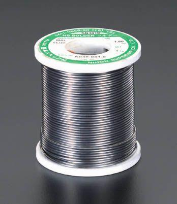 【メーカー在庫あり】 エスコ(ESCO) 1.6mm/1.0kg アルミ半田 000012032996 JP
