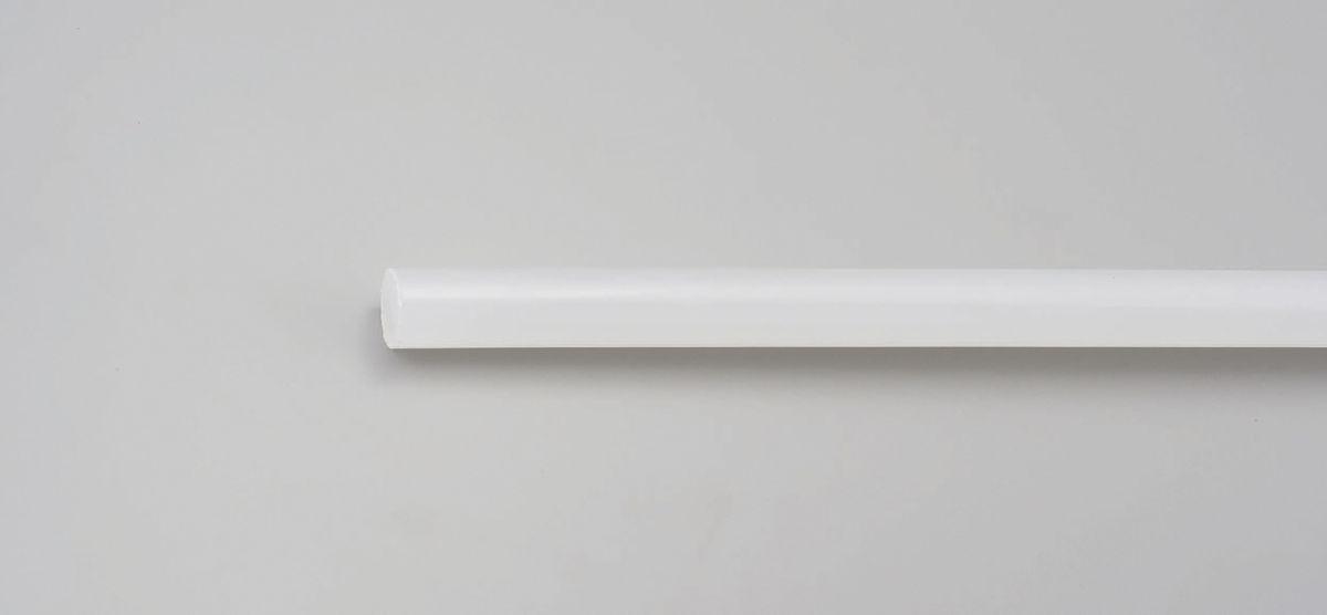 【メーカー在庫あり】 エスコ ESCO 80x1000mm 硬質ポリエチレン丸棒 000012207926 JP