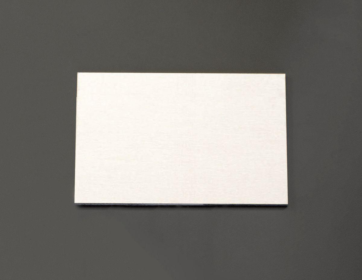 【メーカー在庫あり】 エスコ ESCO 600x300x10.0mm アルミ板 000012220037 JP