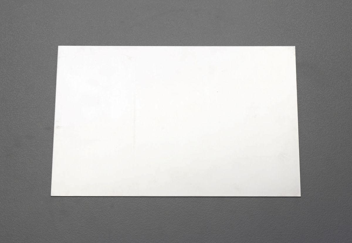 【メーカー在庫あり】 エスコ ESCO 300x200x10.0mm ステンレス板 000012224566 JP