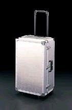 【メーカー在庫あり】 エスコ ESCO 630x280x380mm アルミケース(キャスター付) 000012031287 JP