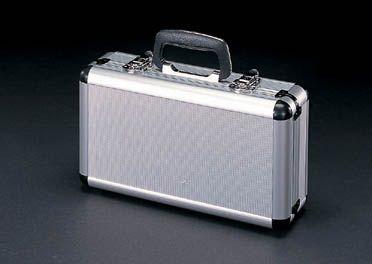 【メーカー在庫あり】 エスコ ESCO 355x 80x190mm 工具箱(アルミ製) 000012014002 JP