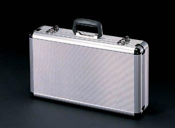 【メーカー在庫あり】 エスコ ESCO 500x100x280mm 工具箱(アルミ製) 000012014004 JP