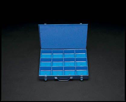 【メーカー在庫あり】 エスコ ESCO 430x303x 54mm パーツケース 000012015874 JP
