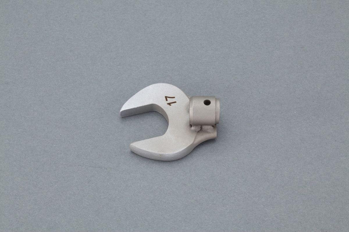【メーカー在庫あり】 エスコ ESCO 17mm スパナヘッド (EA723HV-1.-2用) 000012250306 JP店