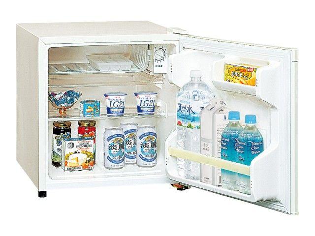 【メーカー在庫あり】 エスコ ESCO AC100V/76W(45L) パーソナル冷蔵庫(直冷式) 000012211823 JP