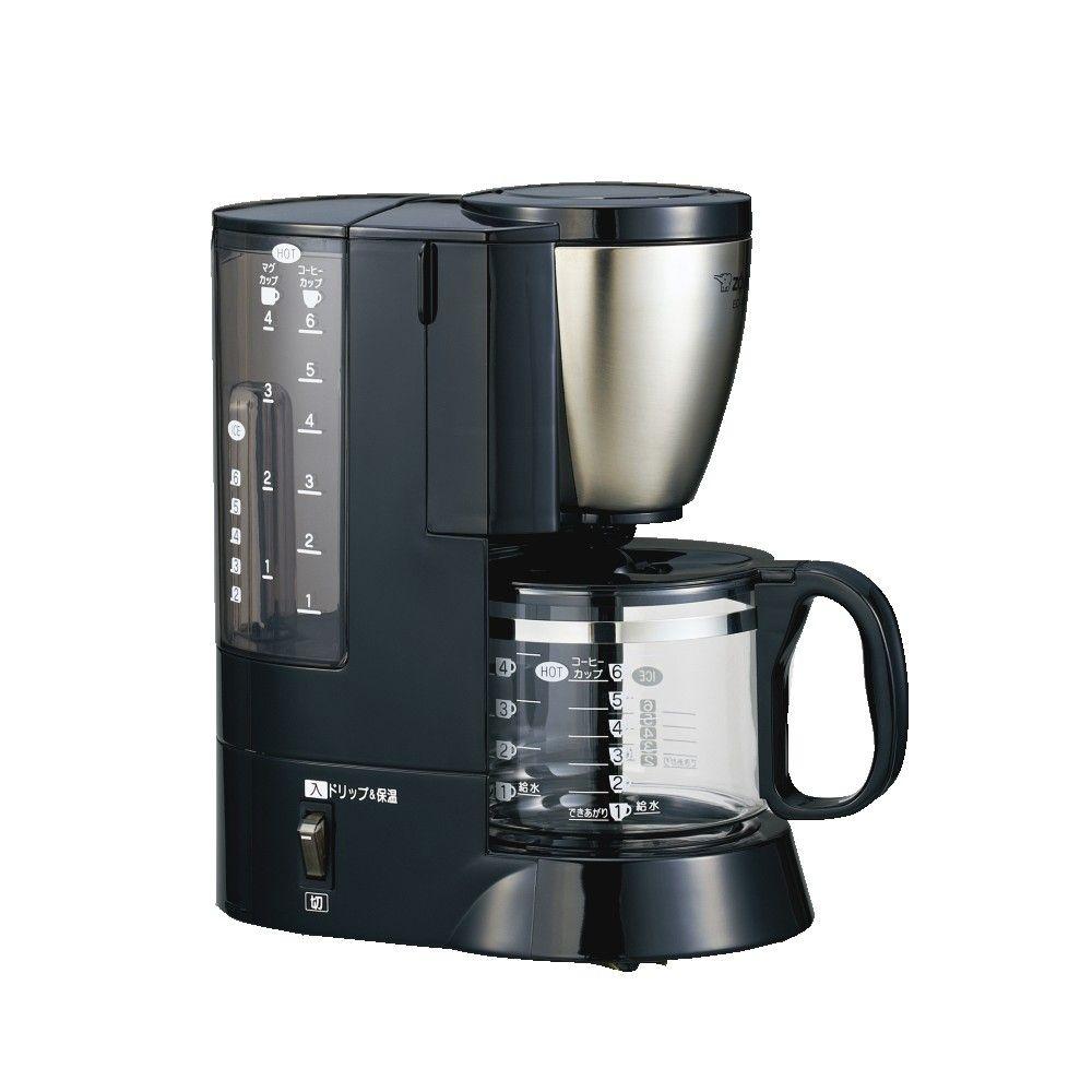 【メーカー在庫あり】 エスコ ESCO AC100V/650W(810ml) コーヒーメーカー 000012221596 JP