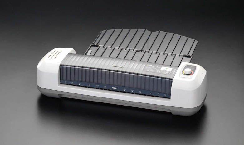 【メーカー在庫あり】 エスコ ESCO AC100V/300W/230mm用 ラミネーター 000012088693 JP