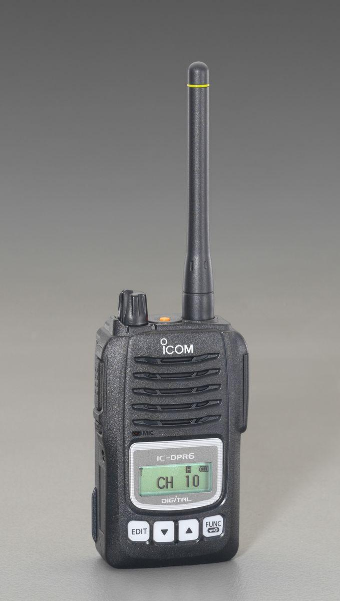 【メーカー在庫あり】 エスコ ESCO デジタルトランシーバー 000012235200 JP