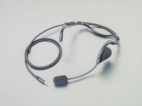 【メーカー在庫あり】 エスコ ESCO ネックアーム型ヘッドセット 000012200619 JP