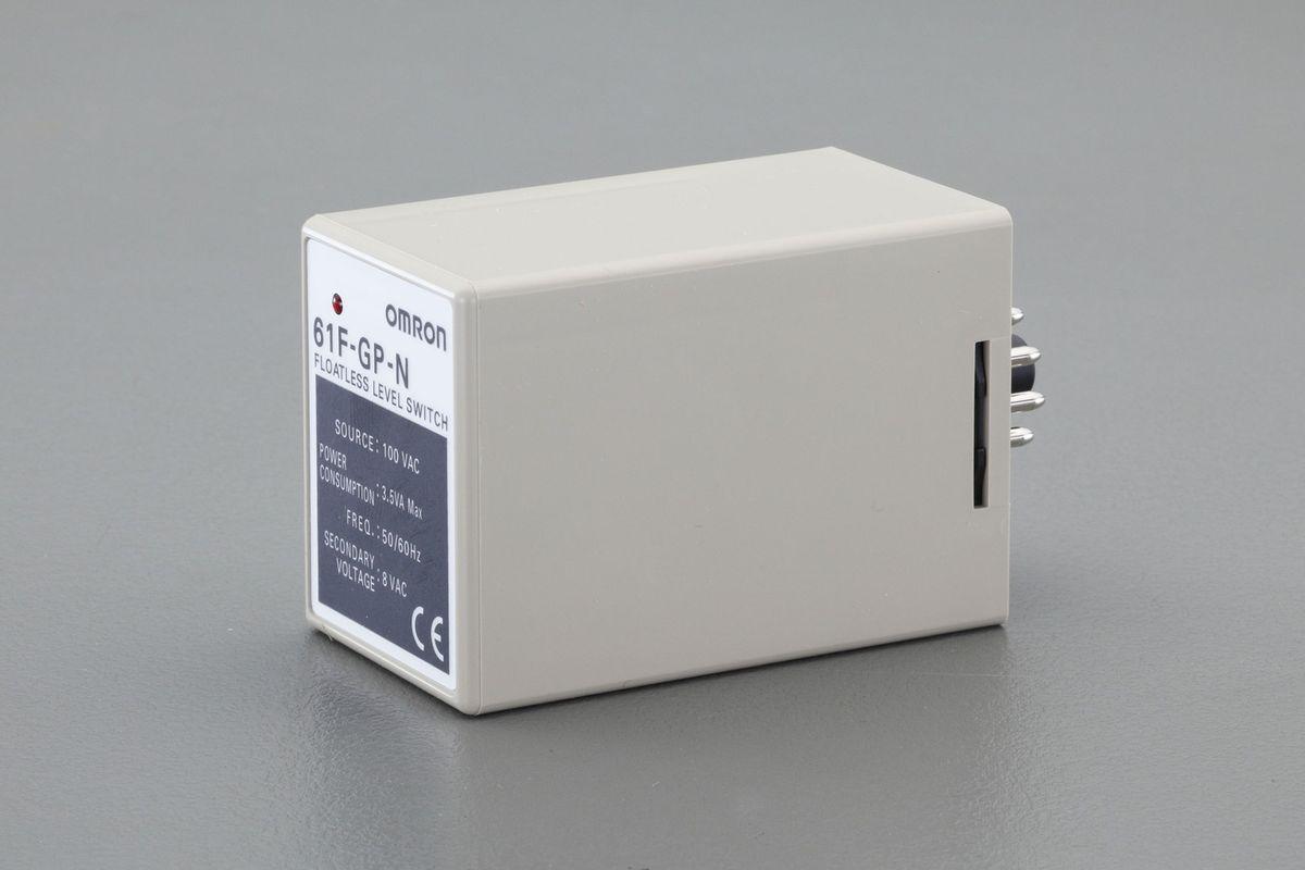 【メーカー在庫あり】 エスコ ESCO AC100V レベル機器 液位検出器 000012257486 JP店