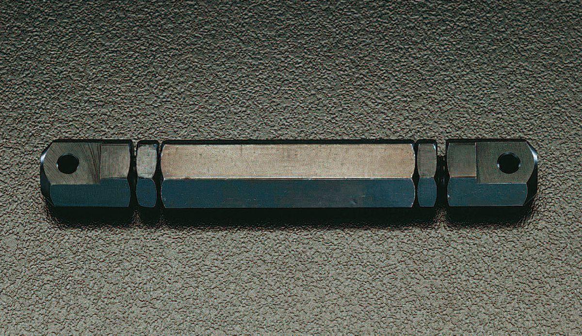 【メーカー在庫あり】 エスコ ESCO #100x239mm ローラーチェーン用ターンバックル 000012009337 JP店