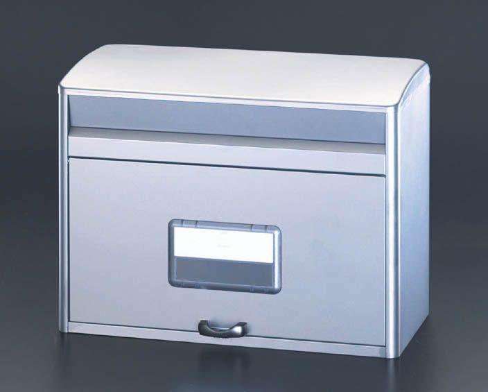 【メーカー在庫あり】 エスコ ESCO 430x230x330mm ポスト ステンレス製 000012071223 JP店