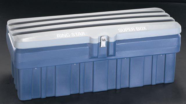 【メーカー在庫あり】 エスコ ESCO 1590x695x515mm 車載ケース 樹脂製/フラット 000012202756 JP店