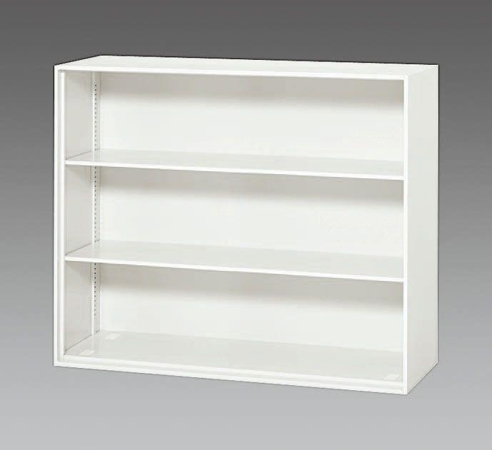 【メーカー在庫あり】 エスコ ESCO 1200x450x1030mm オープン型書庫 000012234354 JP店