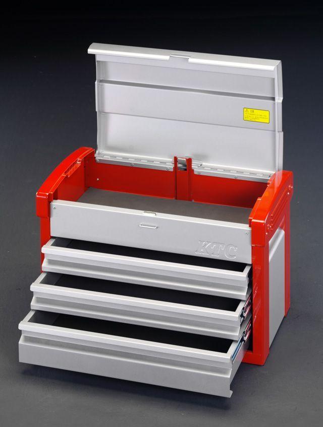 【メーカー在庫あり】 エスコ ESCO 510x275x325mm ツールキャビネット 000012093569 JP店