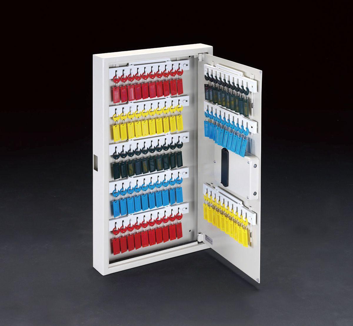 【メーカー在庫あり】 エスコ ESCO 420x450x70mm キーボックス テンキー式/40本用 000012218172 JP店