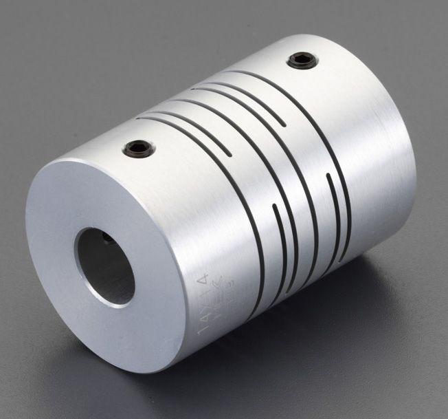 【メーカー在庫あり】 エスコ ESCO 16 x 16mm/40mm フレキシブルカップリング セットスクリュー 000012266486 JP店