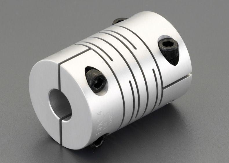 エスコ ESCO 15 x 16mm/40mm フレキシブルカップリング クランピング 000012266541 JP店