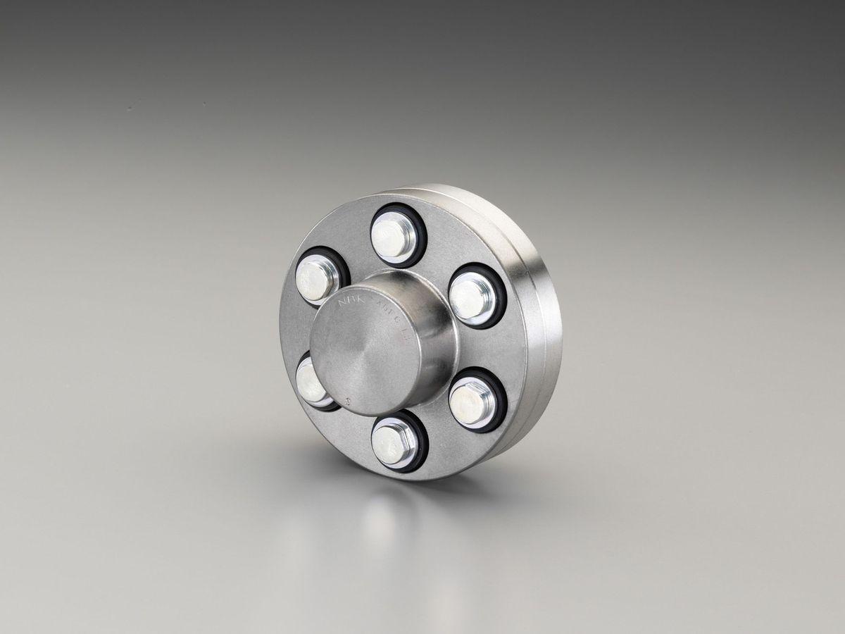 【メーカー在庫あり】 エスコ ESCO φ112mm フランジ形たわみ軸継手 000012266544 JP店