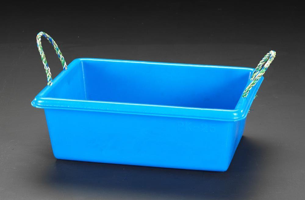 エスコ ESCO 580x 818x205mm/ 70L ポリエチレン容器 000012076292 JP店