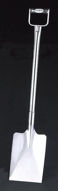 【メーカー在庫あり】 エスコ ESCO 280x330mm/1000mm ショベル オールステンレス製 000012094397 JP店