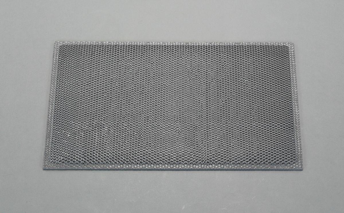 【メーカー在庫あり】 エスコ ESCO 0.6x0.9m/ 12mm 玄関マット 屋外用/グレー 000012245638 JP店