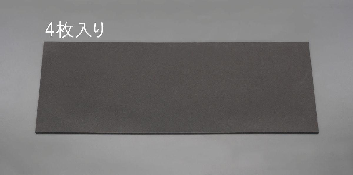 【メーカー在庫あり】 エスコ ESCO 500x1000x15mm 発泡ポリエチレンフォーム 黒/4枚 000012219738 JP店